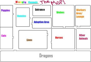 Maple Kennels - The Map - by MapleKennels