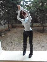 Doing exercises.. by anorexianevrosa