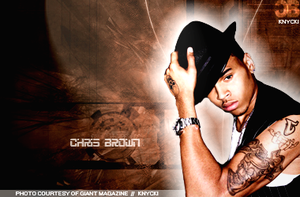 Chris Brown by knycki
