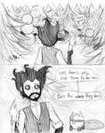 Don't Starve: The Spider Forest by CameoAppearance
