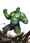 hulk by AndreaMeloni