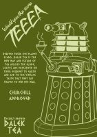 Dalek Tea Anyone by Adder24