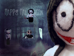 Happy  Creepy pasta Halloween - Plushies sale by m-sharlotte