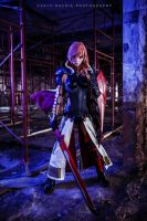 Lightning , FF 13 Lightning Returns cosplay by Akira0617