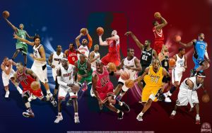 NBA All-Star Wallpaper by lisong24kobe