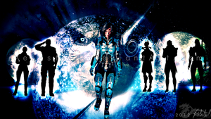 Mass Effect - Heaven Help Me by Xelestial