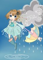 Rain-drops and Rain-bows by mallocchi