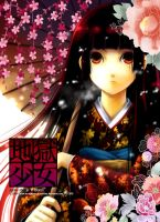 "Jigoku Shoujo ""In Bloom"" by myhilary"