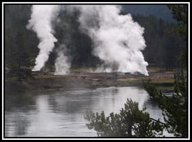 Yellowstone by Curim
