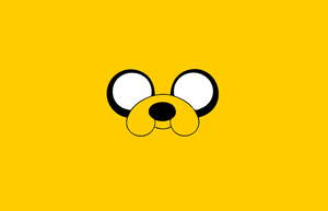 Jake the dog by spacepirate04