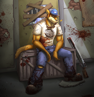 Daxter's Commission by Omegaro
