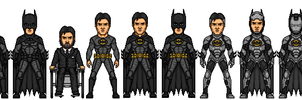 Bruce Wayne/Batman by KieranCampbell