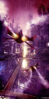 purple futur by Pierrick