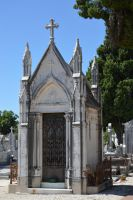 Old grave of Provence cemetery 2 by A1Z2E3R