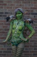 Navi the Green Fairy (Cosplay) by thebryancrump