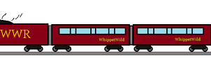 02 WhippetWildRailways HE express by WhippetWild