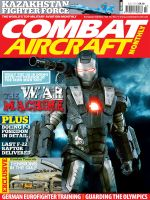 Combat Aircraft Monthly featuring War Machine by nottonyharrison