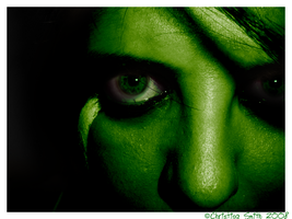 She-Hulk by tardis-in-wonderland