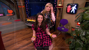 Miranda Cosgrove Handcuffed to Chair by Celebstiedandgagged6