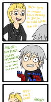 Not Riku's memories!! by janelvalle