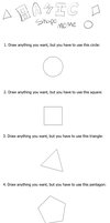 Basic Shape Meme - Blank by GeoffryHawk