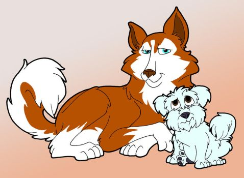 The Fur Babies by BenjaminTDickens