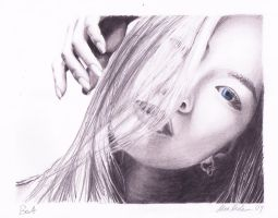 BoA Blue Eyes by max702