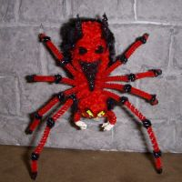 Devil's Head Spider Mini by the-gil-monster