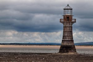Whiteford Lighthouse by CharmingPhotography