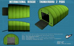 Thunderbird 2 Equipment Pod ortho [new] by unusualsuspex
