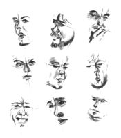 Headsketches200 by Quad0