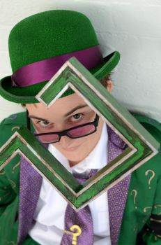 The Riddler - 2 by Rickman101