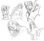 Sketch Dump by slayersa
