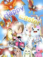 Easter ID by patamon-chan
