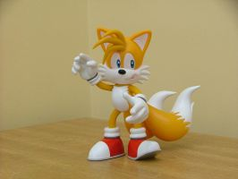 Tails comes to life by EUAN-THE-ECHIDHOG