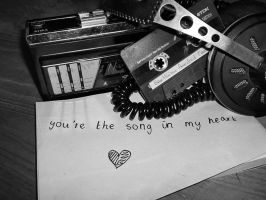 you're the song in my heart by Eveliien
