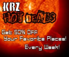 KRZ Hotdeals banner ad by toadking07