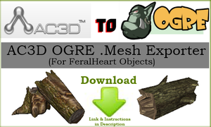 AC3D OGRE Exporter And Tools by Some-Art