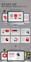 Start-up Powerpoint Templates Bundle by kh2838