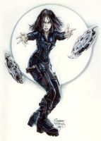 Underworld -- Selene by PlanetDarkOne