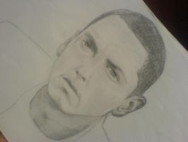 eminem by h6be