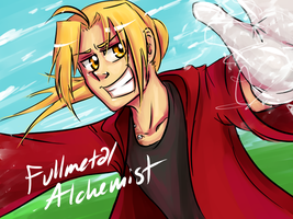 the fullmetal alchemist by morimori-mori