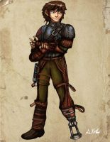 Hiccup by TheLivingShadow