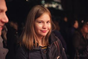 With Nastya at the Nurnberger Christkindlesmarkt 2 by RickB500