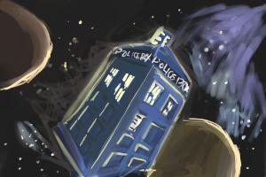 Tardis by lordchaoz