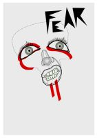 Fear by willylorbo