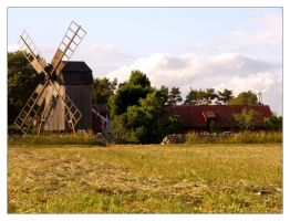 Two windmills by nordstrom