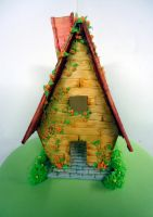 Pastillage House by makkabeusdans
