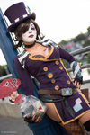 Mad Moxxi - Meow by Enasni-V