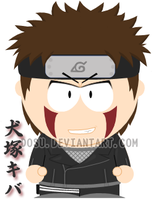 Kiba's Goin' to South Park by Dosu